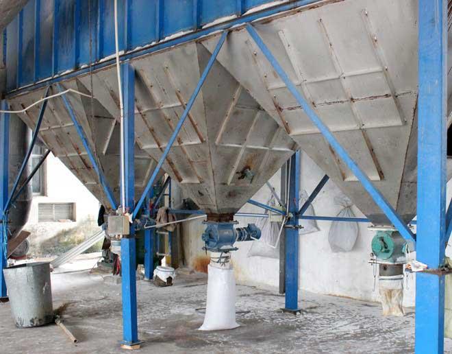珍珠岩生产设备