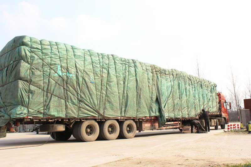 珍珠岩,保温建材装车运输